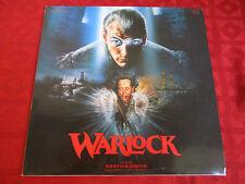 LP OST JERRY GOLDSMITH Warlock