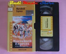 film VHS cartonata MARRAKECH EXPRESS D. Abatantuono CORRIERE SERA  (F12*) no dvd