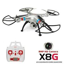 Syma X8G 2.4G 4CH 6-Axis Remote RC Quadcopter Helicopter with 8MP HD Camera
