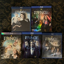 Fringe the Complete TV Series Collection - Blu-ray