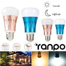 Dusk To Dawn Light Bulb E27 7W LED Sensor Night Lights 110V 220V Lamp Bulbs