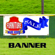 Furniture Sale Ware House Business Advertising Vinyl Banner Sign