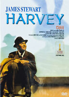 Harvey (1950) James Stewart, Josephine Hull DVD *NEW
