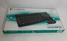 Logitech MK120 Desktop Mouse and keyboard Combo 920-002565