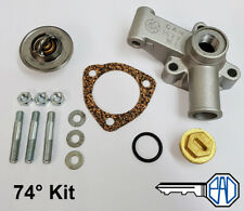 MG MGB/ MGB GT 74 Degree (Hot Weather) Thermostat Kit (1976-1980)