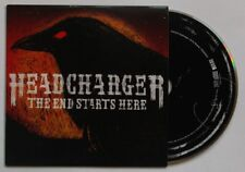 Headcharger The End Starts Here Adv Cardcover CD 2010