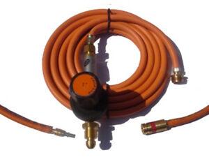 Bulk Fuel Hot Head Connector Kit Deluxe for lampworking