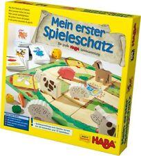 HABA 4278 mein erster Spieleschatz Spielesammlung