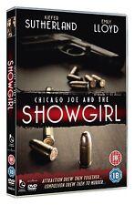 CHICAGO JOE AND THE SHOWGIRL DVD NEW PERIOD DRAMA TRUE STORY FILM MOVIE