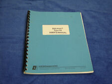GTCO Digi-Pad Type 5A User's Manual - Old