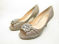 I. Miller Cailyn Womens Pumps Latte Size 9M