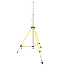 Fire Fighters Telescope Tripod Stand Din 4,7 M Lighting Floodlight Thl