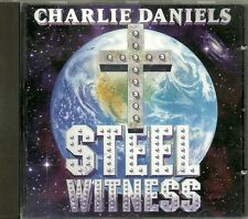 CD - xian - Charlie Daniels - Steel Witness - (10 Song) Sparrow