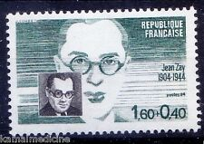 Jean Jay, lawyer,  politician. murdered by militia in Molles, France MNH 19- F04