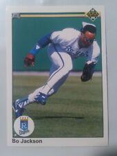 1990 Upper Deck Bo Jackson (Royals) #105 NM-MINT Free Shipping