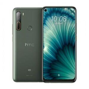 """OPEN BOX-HTC U20 5G 256GB 8GB RAM Dual SIM 48MP microSDXC (GREEN) 6.8"""""""