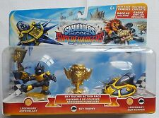 SKYLANDERS SUPERCHARGERS LEGENDARY SKY RACING ACTION PACK FREE US SHIPPING