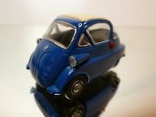 GAMA 1150 BMW ISETTA - BLUE 1:43 - VERY GOOD CONDITION - 2