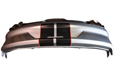 OEM 2020 Ford Shelby Mustang GT350R Icy Silver Rear Fascia Bumper cover assembly