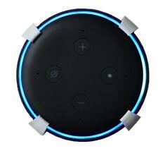SturdyGrip™ Wall Mount / Ceiling Mount for Amazon Echo Dot 3rd Gen (White)