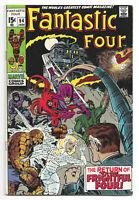 Fantastic Four 4 # 94 Marvel Comics 1970 1st App. Agatha Harkness and Ebony
