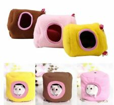 Pet Hanging House Hammock Small Animals Cotton Hamster Cage Sleeping