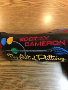 Scotty Cameron - The Art of Putting Headcover