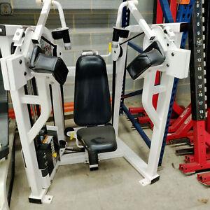 Nautilus Nitro Tricep Extension Fitness Equipment Strength Machine