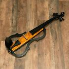 Geneva GVE-N006 Amber Electric Violin Outfit for sale