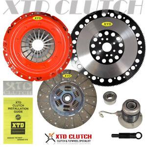 XTD STAGE 2 CLUTCH & FLYWHEEL KIT 2005 2006 2007 2008 2009 2010 MUSTANG GT 4.6L