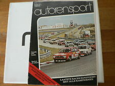 AUTO RENSPORT 1977-11,SAAB RALLYE,NIKI LAUDA F1,TROPHY OF THE DUNES ZANDVOORT,