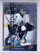 1998-99 Topps Finest Card #36 Curtis Joseph Toronto Maple Leafs   ""