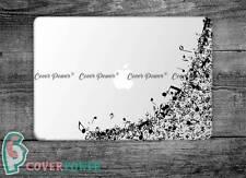 Musical Notes MacBook Decal Macbook Pro Stickers Music Macbook Skin Laptop MB166