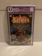 Batman 209 CGC 8.5. DC 2/69🔥🔥🔥