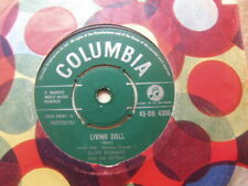 """Cliff Richard and the Drifters – Living Doll 1959 7"""" Columbia DB 4306"""
