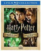 HARRY POTTER: YEARS 5 & 6 - Target Exclusive - Blu-Ray