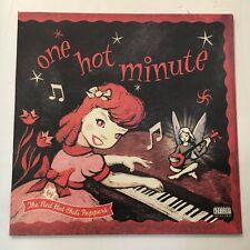"RED HOT CHILI PEPPERS ""ONE HOT MINUTE"" RARE DOUBLE LP 1995 GERMANY - MINT"