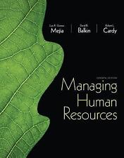 Managing Human Resources (7th Edition) by Gomez-Mejia, Luis R., Balkin, David B