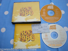 NOW THAT'S WHAT I CALL MUSIC 1986 ~ THATS ANNIVERSARY CD ~UK SELLER~FAST POSTAGE
