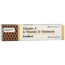 Fougera Vitamin A&D Ointment Tube Diaper Rash Cream 4 oz