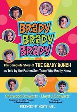 Brady, Brady, Brady: The Complete Story of The Brady Bunch as Told by -ExLibrary