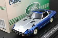 Ebbro 1:43 Nissan Datsun Fairlady 280ZX ZT T Bar Roof S130 Die Cast Model Car