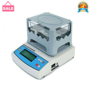 MH-300A Electronic Densitometer Solid Plastic Density Meter 100-240V x-top*