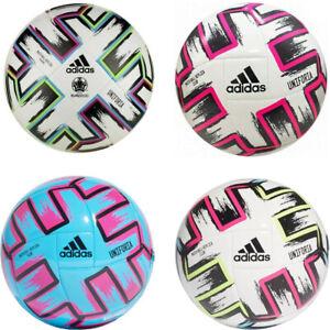 Adidas Euro 2020 Uniforia Club Football & Champions League Soccer Balls Training