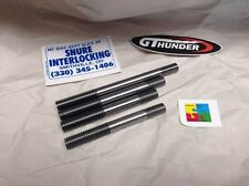 TRX400EX Heavy Duty Head Studs, cylinder studs, GT, bulletproof, 01-001