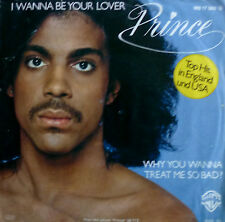 "7"" 1979 rare dans vg +++! prince: je veux be your lover"