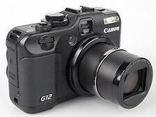 Canon G12 Infrared Digital Camera - Choose Full Spectrum, Colour or Monochrome