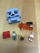 LEGO Pieces Minifigs FROM SPONGE BOB SKULL ISLAND Patrick Squidward Cannon