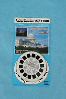 VINTAGE VIEW-MASTER 3D REEL BLISTER PACKET NATION'S CAPITOL No. 3 SEALED