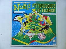 CHOEURS DE L ILE DE FRANCE GEORGES AUBANEL Noels pittoresques de France CH 33516